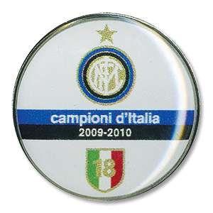 Inter F.C.  2010, 18° Scudetto