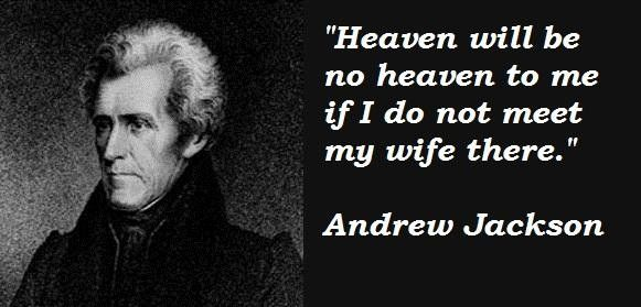 Andrew Jackson Quotes Andrew Jackson Famous Quotes 4  Us Presidentshistory  Pinterest