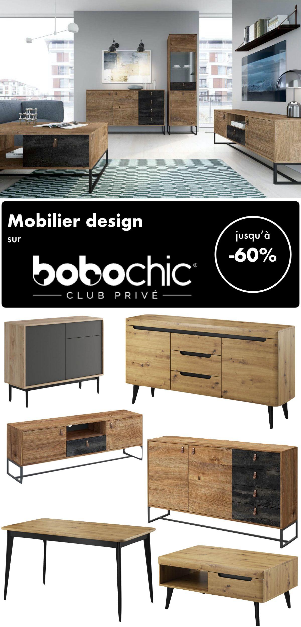 Meuble Design Pas Cher Bois Bobochic Pour Salon Moderne Et Deco En 2020 Meuble Design Meuble Design Pas Cher Portfolio D Architecture