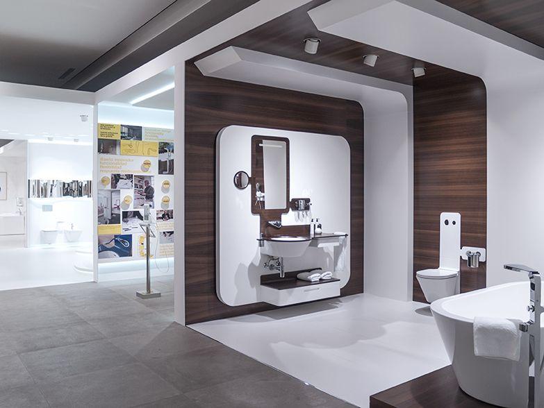 Bathroom Design Showroom Technology The Focus In #bathroom Designnokenporcelanosa