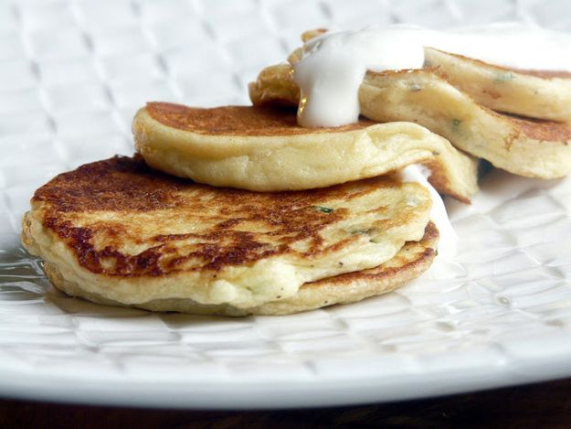 Sweden: Raggmunk | 24 Pancakes From Around The World-those are soo good and soo easy to make!!