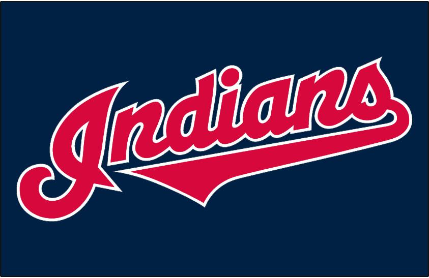 Cleveland Indians Jersey Logo Cleveland Indians Indian Logo Cleveland Indians Logo