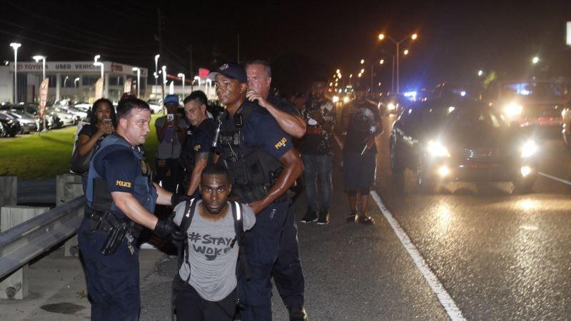 LATISHA: Police Amerika