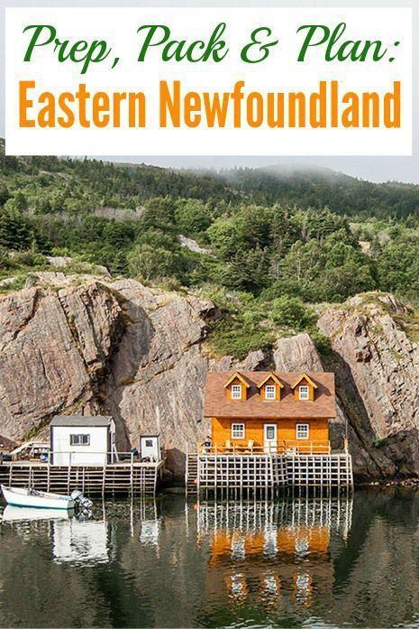 Eastern Newfoundland Travel Guide & Packing Tips #travelnorthamerica