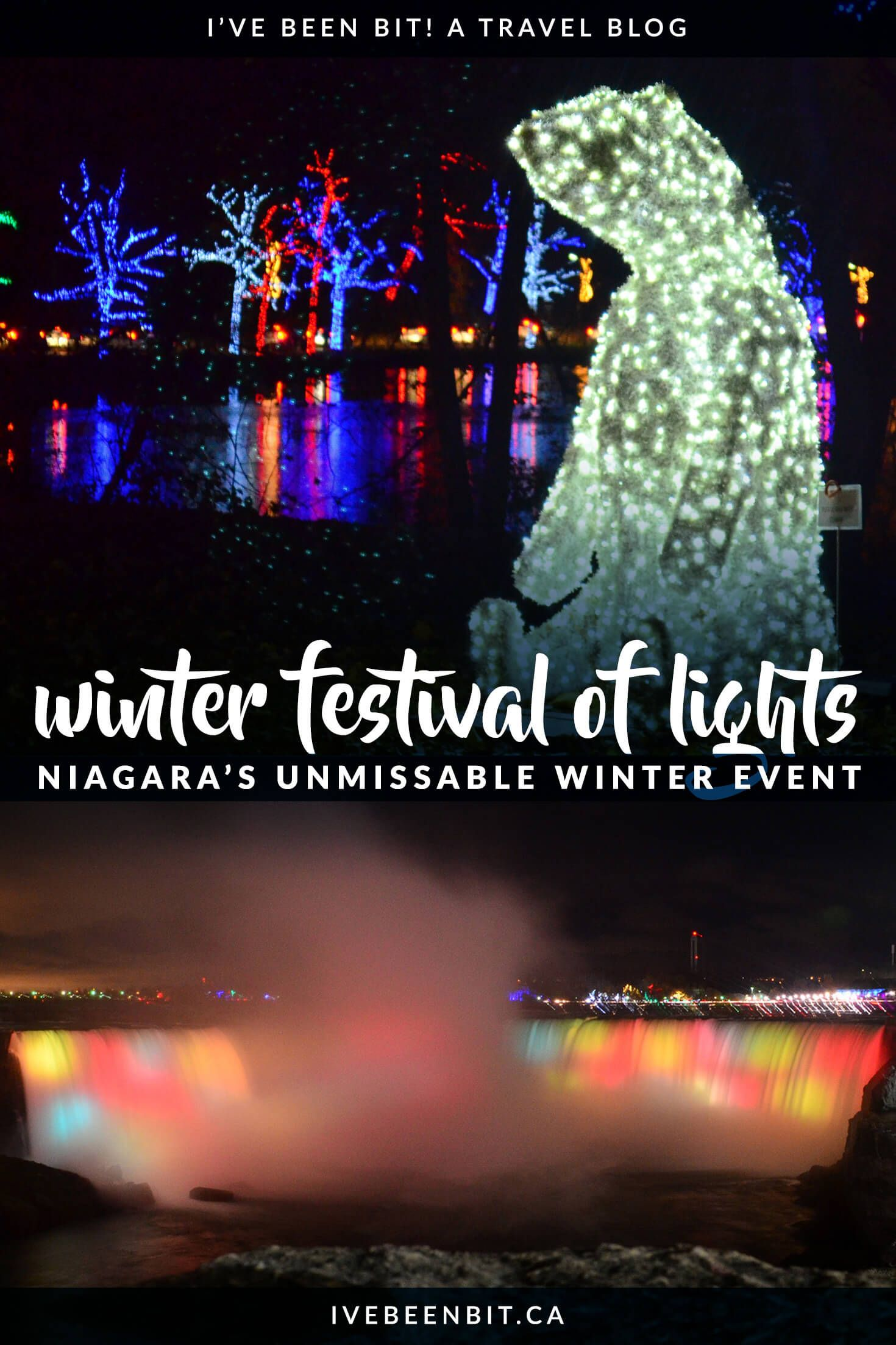 Niagara Winter Festival of Lights Everything You Need to