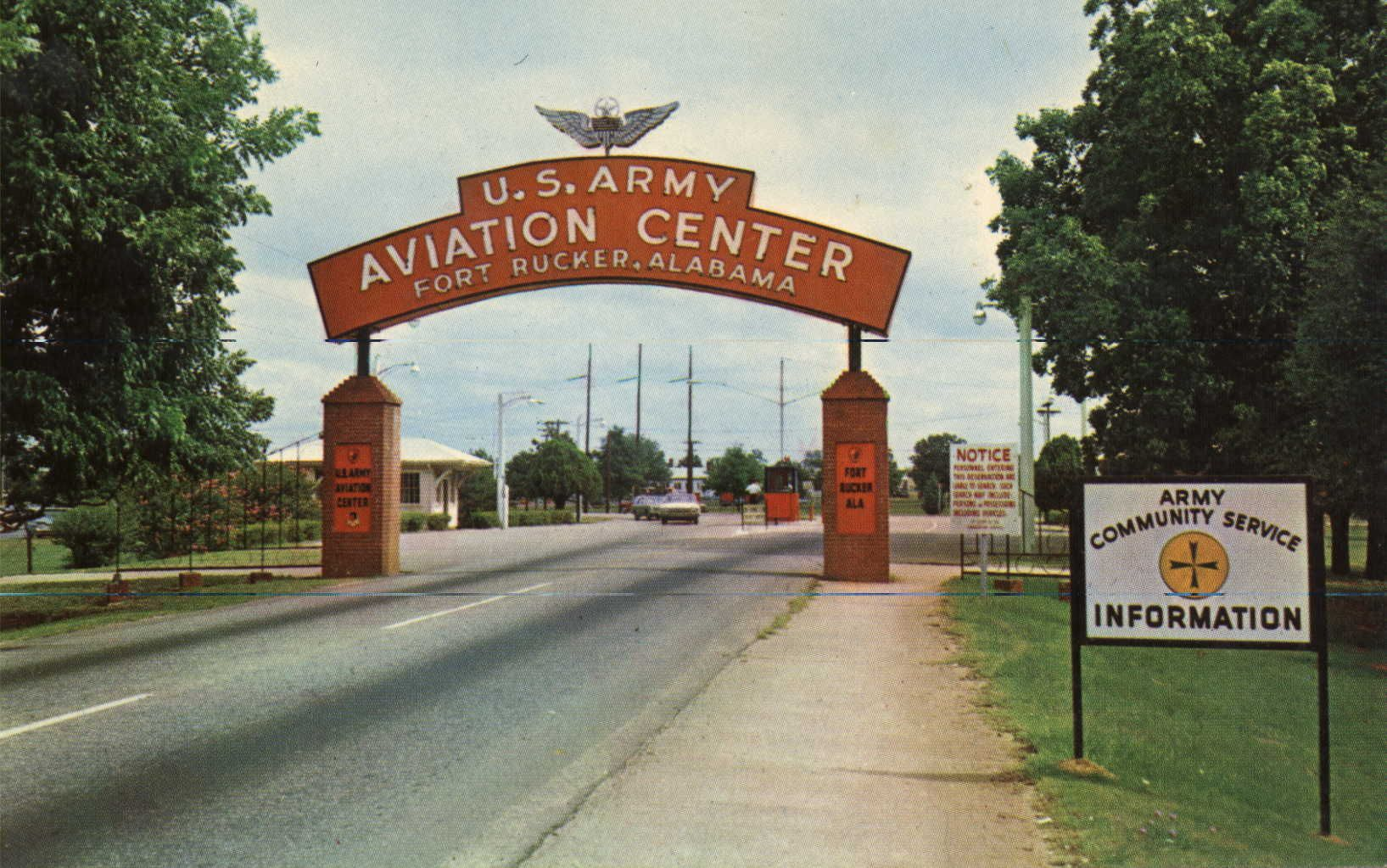 Glimpses of Army Aviation Fort Rucker, AL