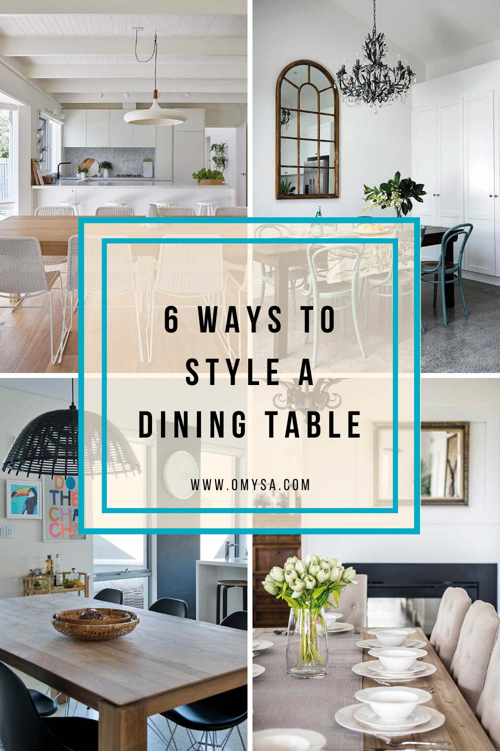 How To Style Your Dining Table Dining Table Styling Ideas For The Everyday Dinning Table Centerpiece Dining Table Centerpiece Dinner Table Decor