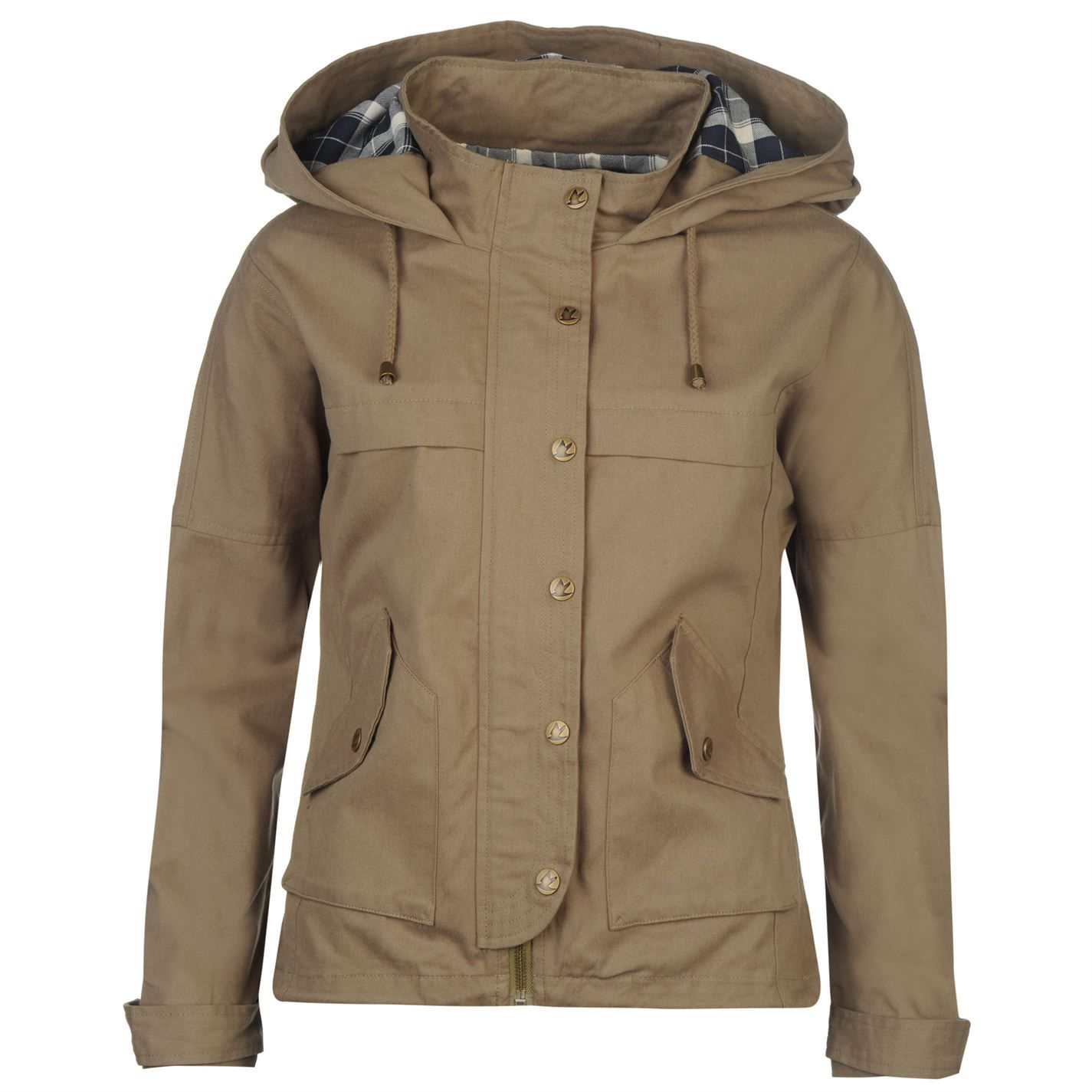 SoulCal | SoulCal Lightweight Jacket Ladies | Ladies Jackets | USC ...