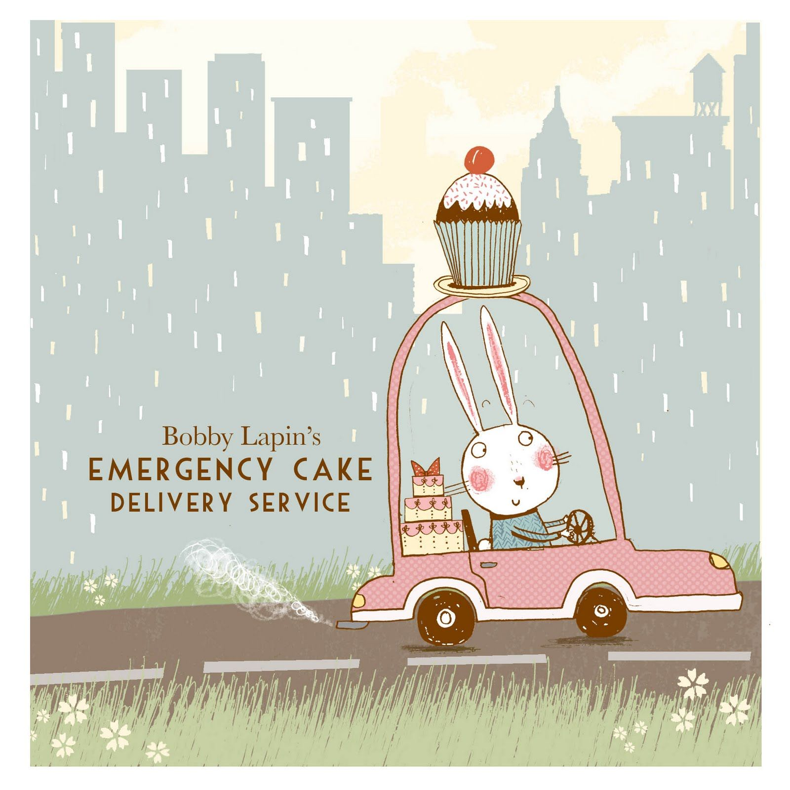 I totally need an emergency cake delivery service Patterns