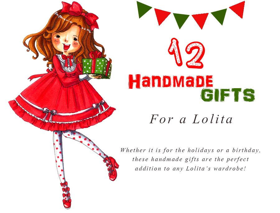 """lemontree11: """"Sorry this is a bit late for the holidays, but if you ever need belated gift ideas here are a few suggestions"""