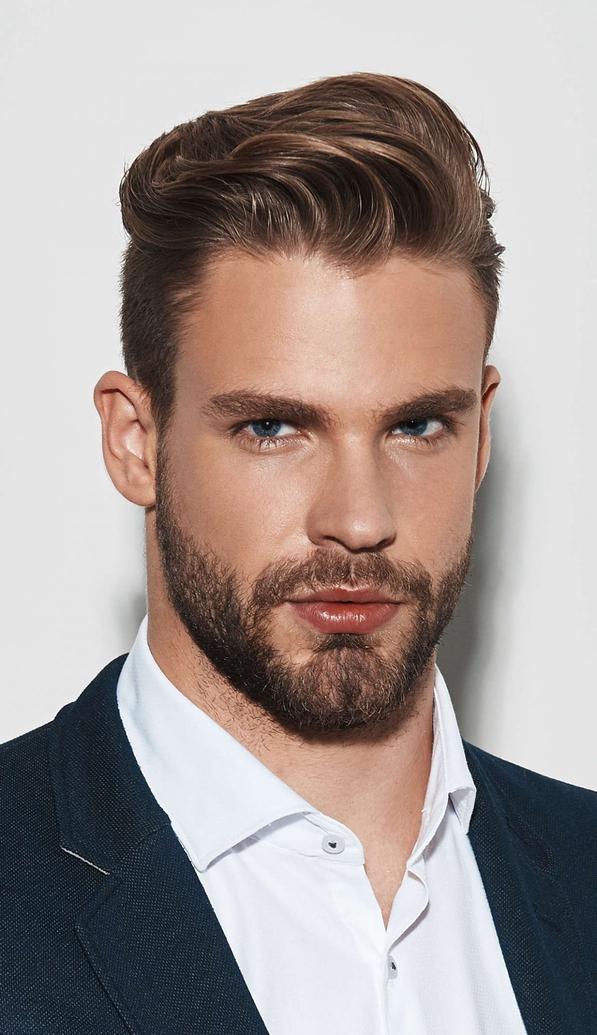 Top 30 Business Hairstyles For Men Mens Hairstyles Medium Business Hairstyles Straight Hairstyles