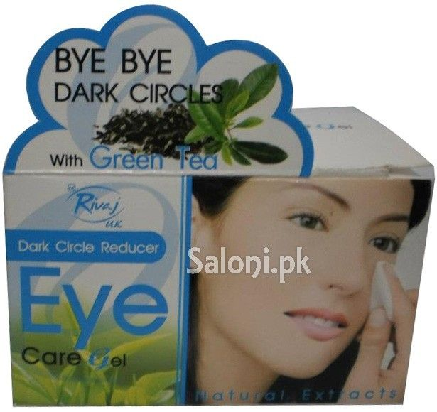 Rivaj Uk Bye Bye Dark Circle Reducer Eye Care Gel Eye Care Dark
