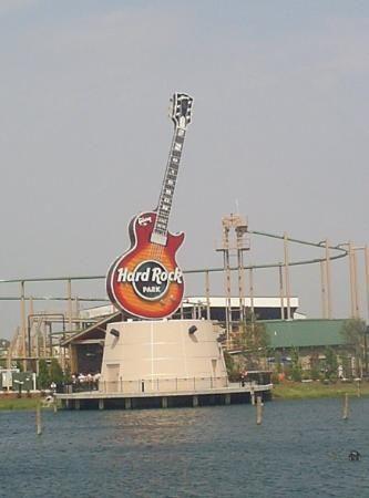 Hard Rock Park Theme Park Myrtle Beach Sc I Wish It Had