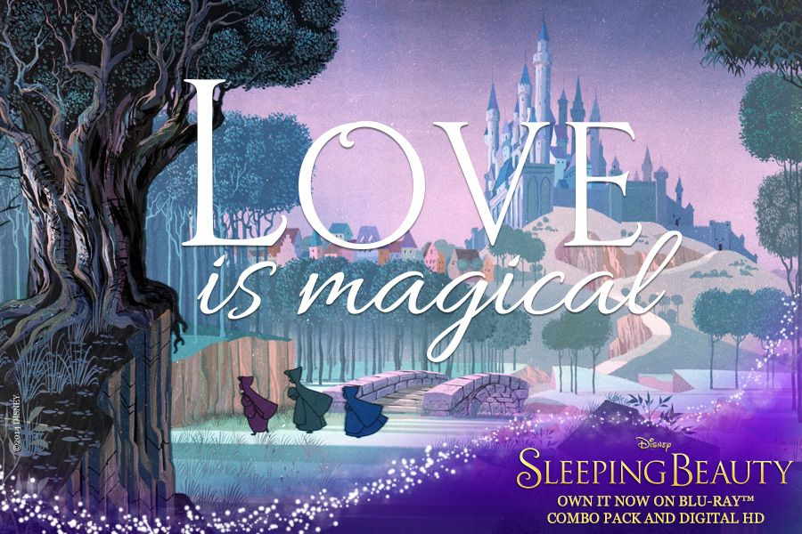 What does love mean to you? | Sleeping Beauty Diamond ...