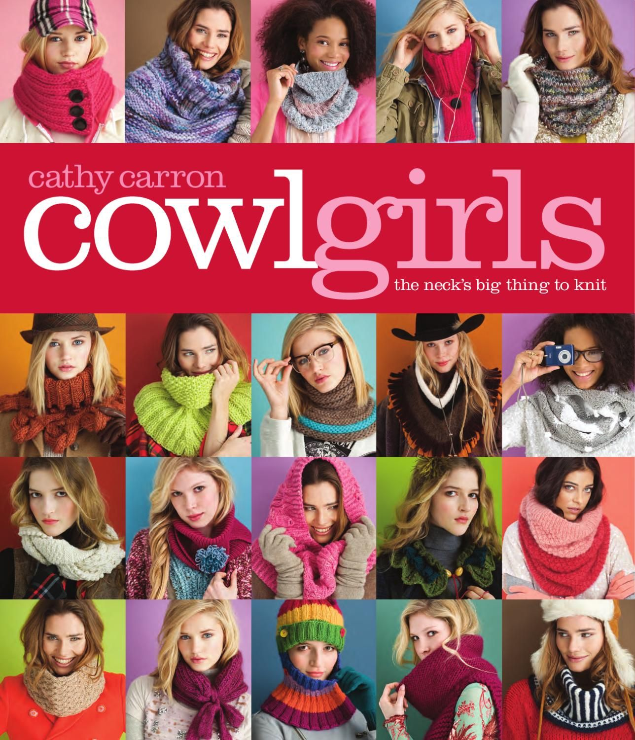 Cowl Girls by Sixth&Spring Books