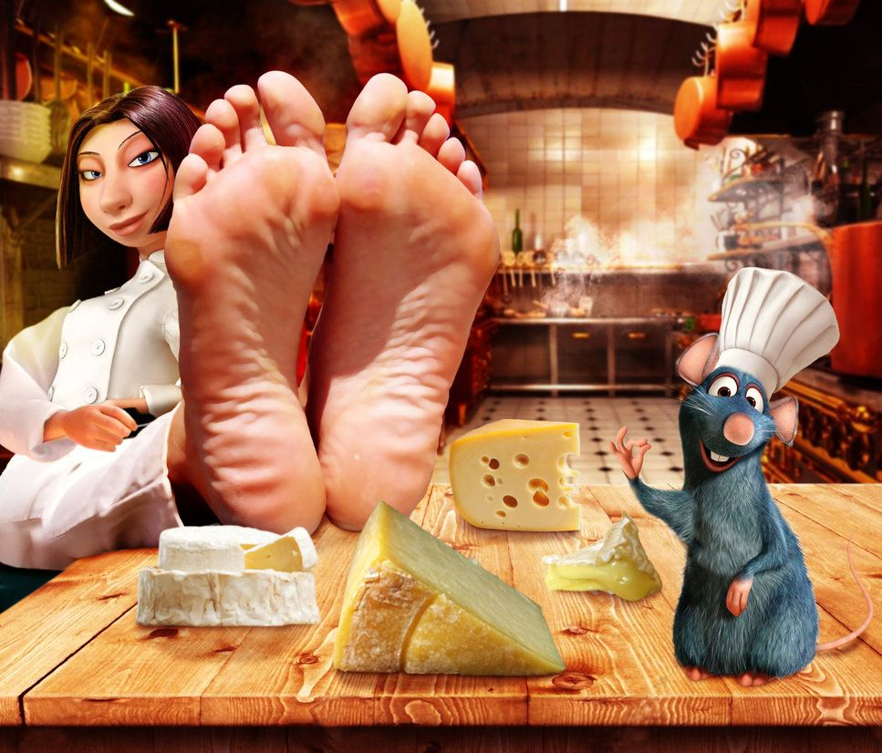 Which cheese to use? - Ratatouille by MightyMorphian ...