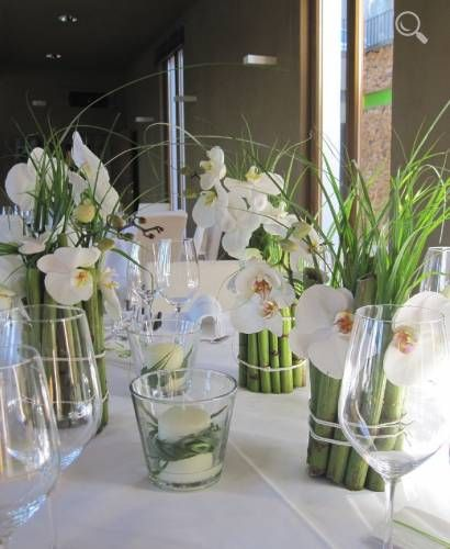 Florica tischdekorationen für events hochzeiten