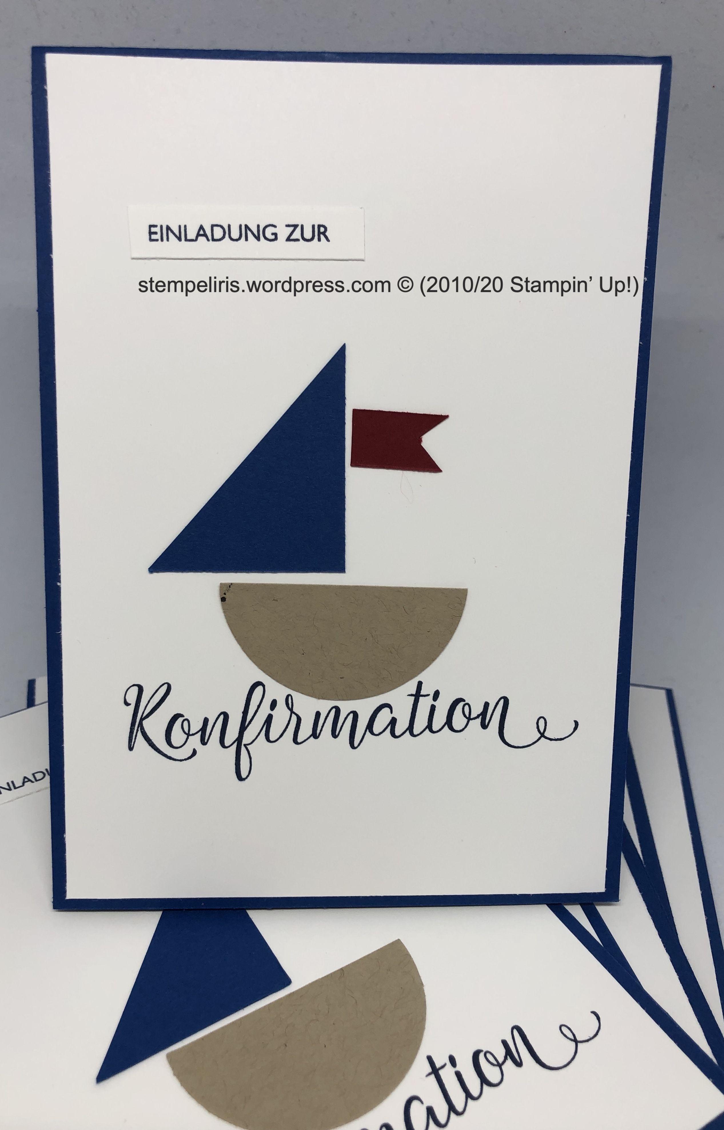einladung zur konfirmation  einladung konfirmation