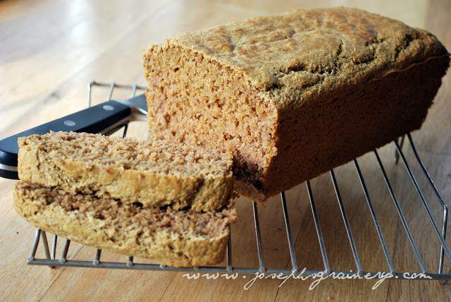 Irish Soda Bread with Barley Flour (With images) | Irish ...
