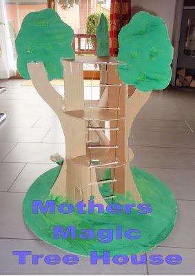 Mothers Madness Mothers Magic Tree House Magic Treehouse Magic