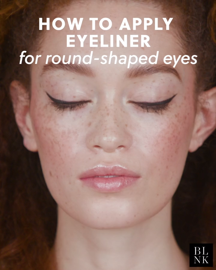 Photo of How to Apply Eyeliner for Round-Shaped Eyes