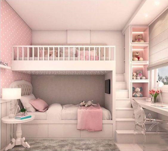 THESE BUNK BEDS WILL HAVE YOU WANTING TO TRADE ROOMS WITH THE KIDS! - Page 35 of 59 images