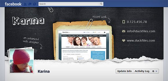 Premium and Free Facebook Timeline Cover Templates | Graphic ...