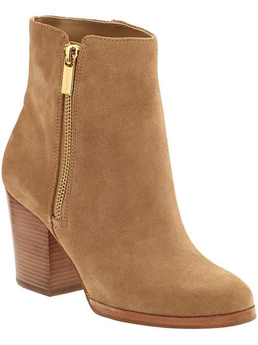 21c49ec1ee6da Michael Kors Silvy Ankle Boot | style. | Shoes, Shoe boots, Fashion