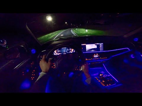 New Bmw X5 M50d G05 Night Drive Pov Ambient Lighting By Autotopnl Youtube In 2020 Night Driving Bmw X5 Bmw
