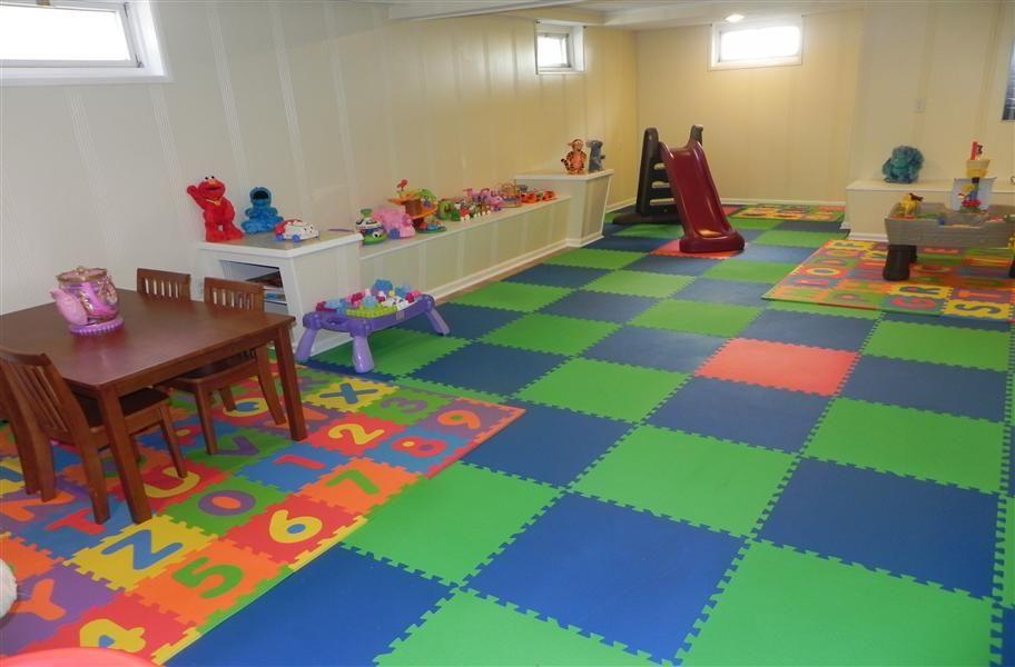 1 2 Eco Soft Basement Remodel Foam Floor Tiles Soft