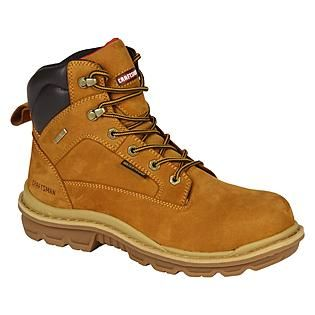 d9b9196dc359e Craftsman- -Men's Jagger Steel Toe Work Boot - Wheat | boyfriend ...