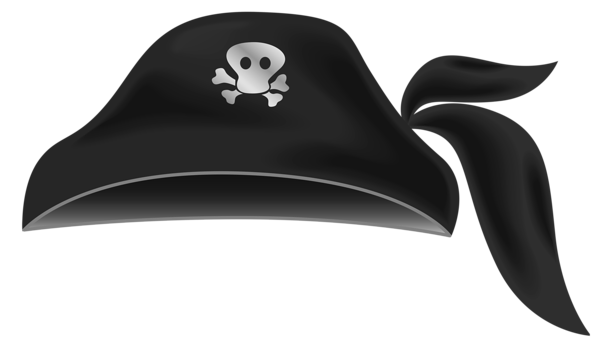 Black Pirate Hat Clipart Pirate Hats Pirate Activities Pirates