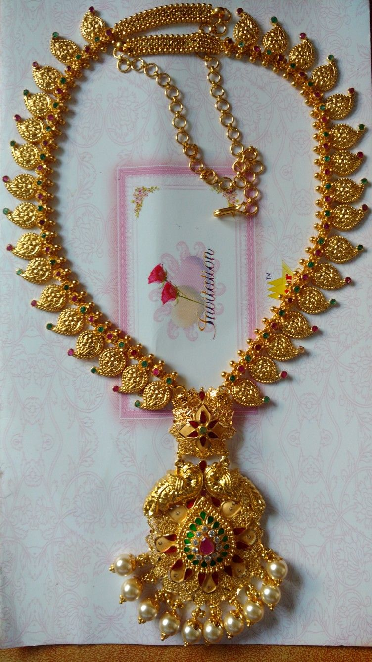 Haram 50grams Gold jewelry fashion, Gold necklace designs