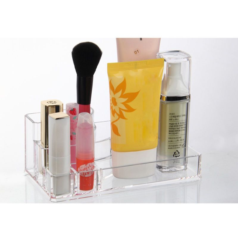 1pcs Acrylic Clear Makeup Cosmetic Organizer Lipstick Storage Case Box Holder in Health & Beauty, Makeup, Makeup Bags & Cases | eBay