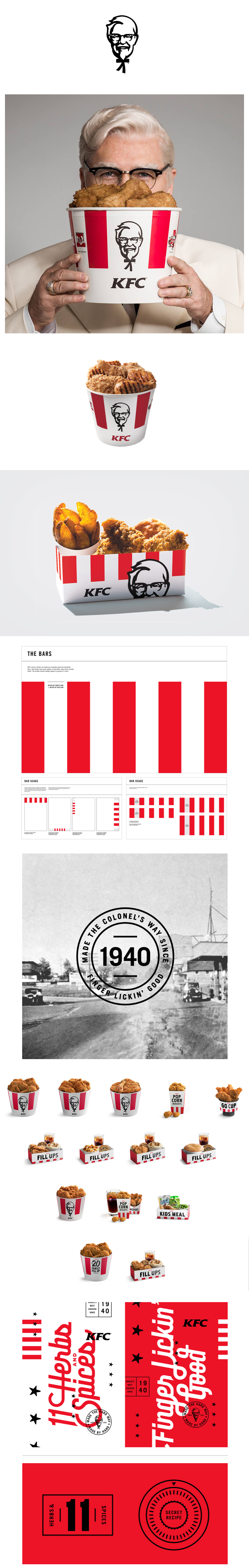 Pin by Allen SW Huang on Design   Pinterest   KFC and Packaging design