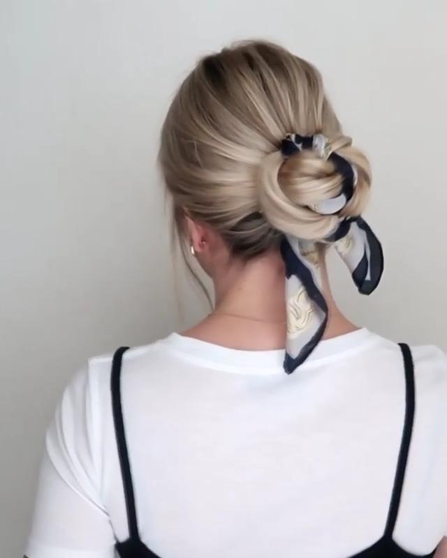 16 hairstyles Cute messy ideas