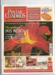 Revistas de Manualidades Para Descargar: Pintar Cuadros Nº 10