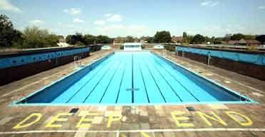 Charlton Lido I Love This Place Extraordinary Pools Pinterest Tyxgb76aj This Places