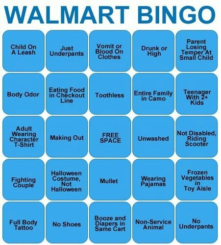 6465ac68f1639d41392bcc770ada5e8f walmart bingo game card 1 follow this board for crazy and