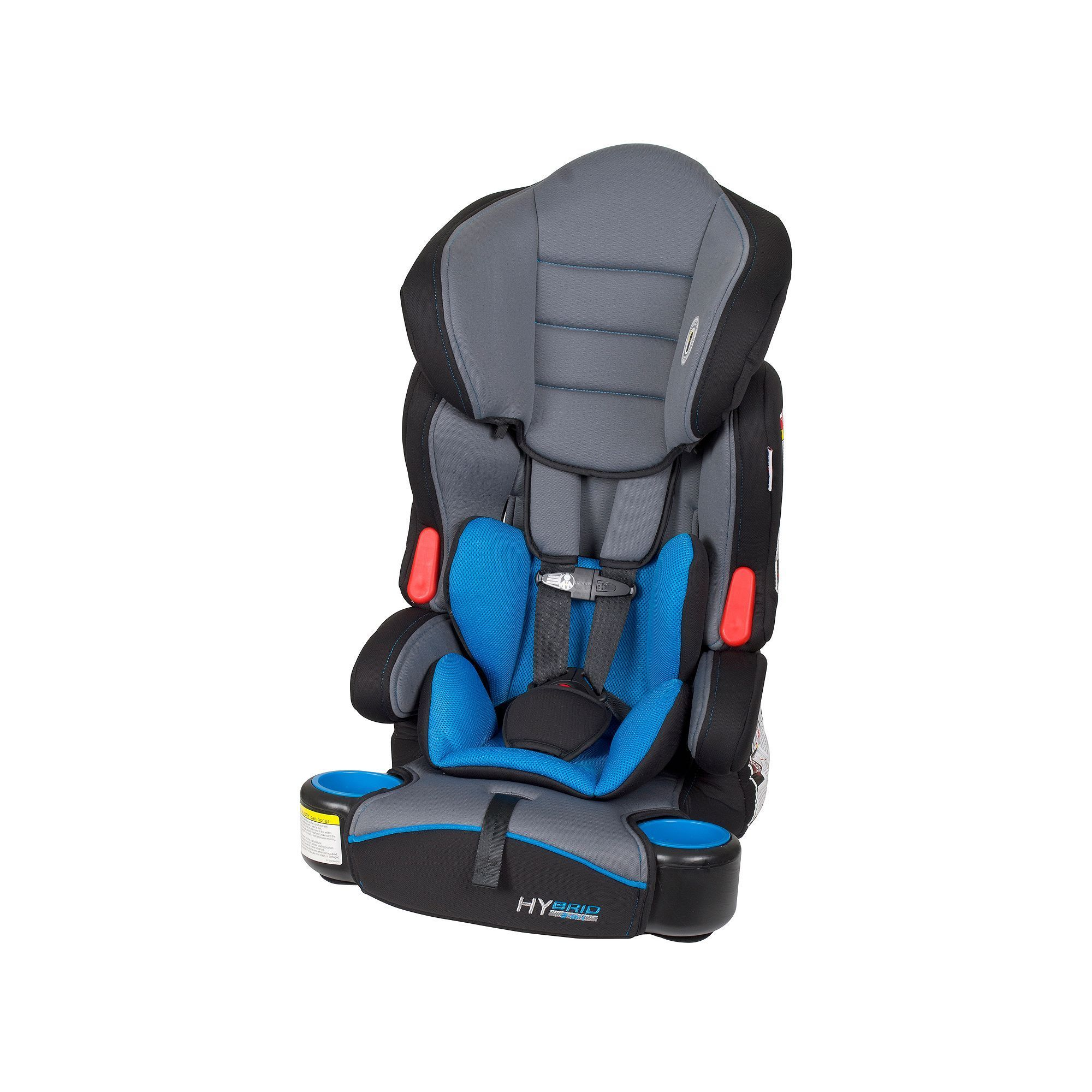 Baby Trend Hybrid Lx 3 In 1 Booster Car Seat Blue