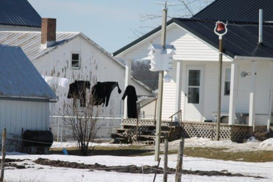 The Amish of Adams County, Indiana (32 Photos)
