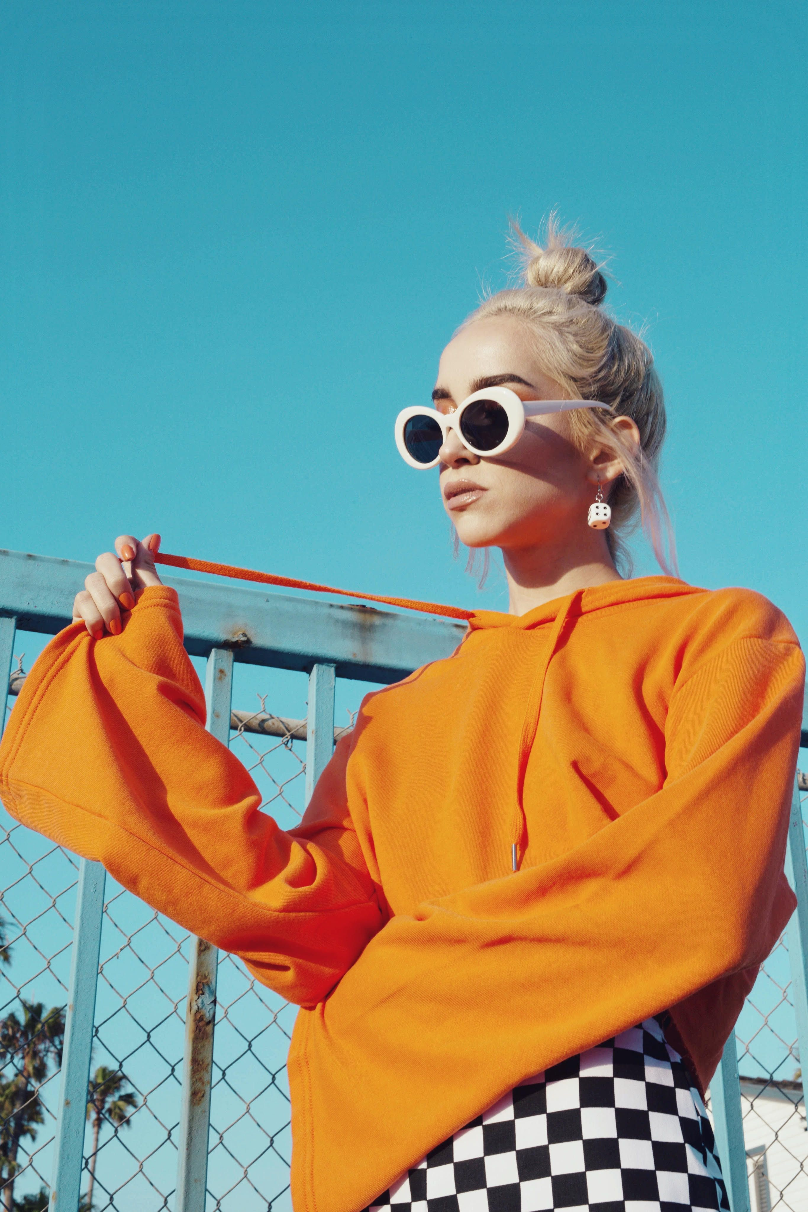 Oversize Retro Tapered Arms Oval Sunglasses Creativeportraitphotography Fashion Fashion Photography Vintage Fashion