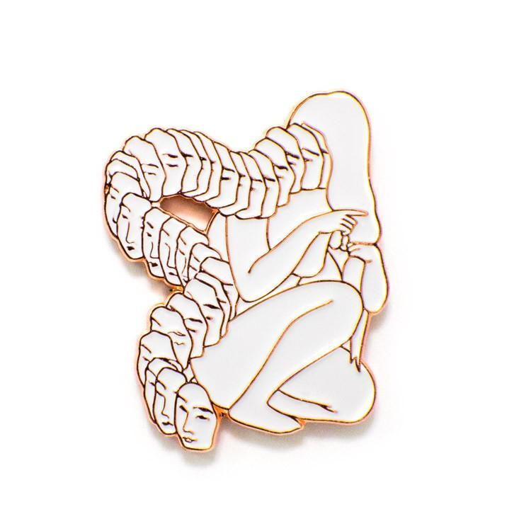 ColdToes - Repetition pin