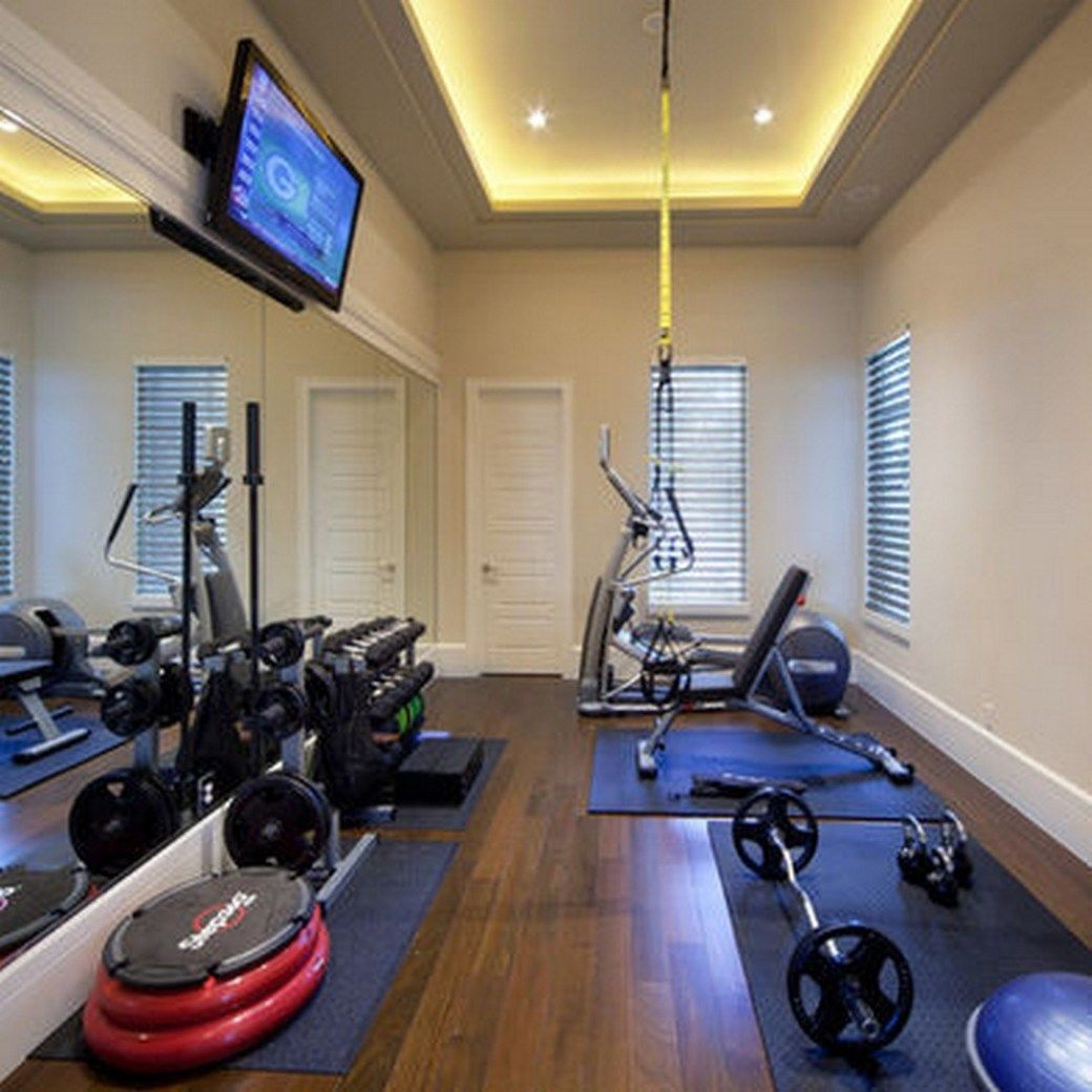 Small Space Home Gym Decorating Ideas In 2020 (With Images