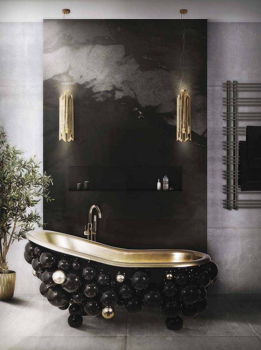 Unique Collection of Stunning Bathtubs For Luxury Bathrooms