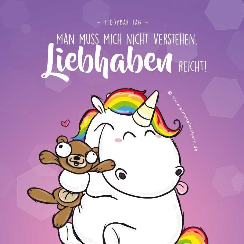 Don T Understand Me Love Me Cute Unicorn Einhorn Spruche