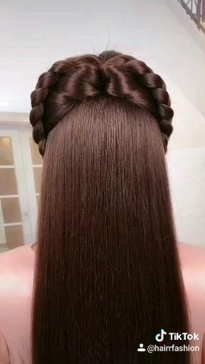Hairstyle tutorial 124-FOLLOW FOR MORE💋💋 Daily Upd