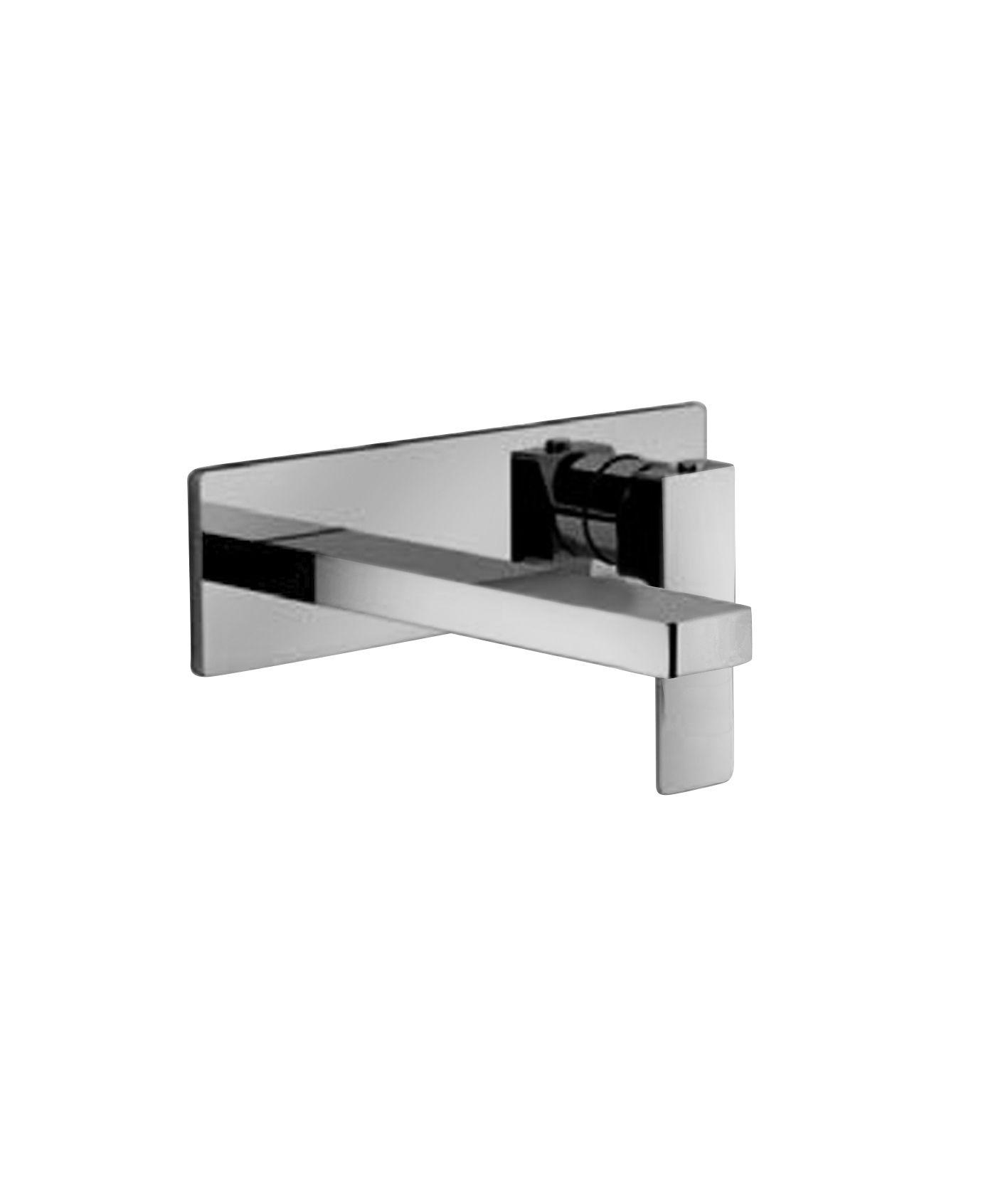 #Fantini #Mint #miscelatore #lavabo da parete F810B M011A   #Cromo   su #casaebagno.it a 428 Euro/pz   #rubinetteria #moderno #termostatici #bagno #design