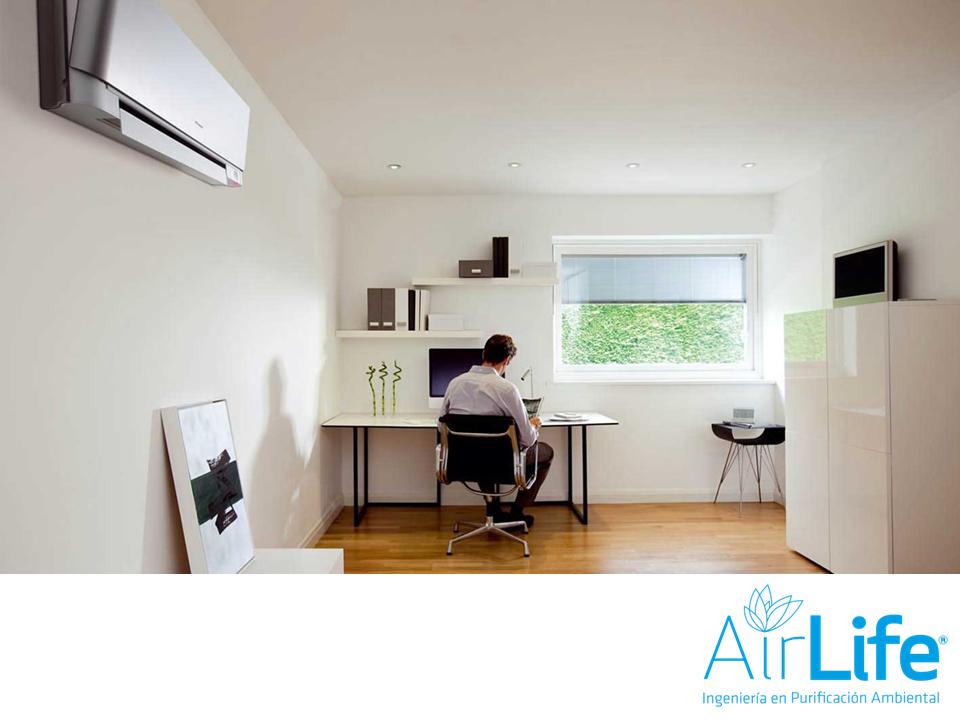 Mejoramos la calidad del aire acondicionado. LAS MEJORES