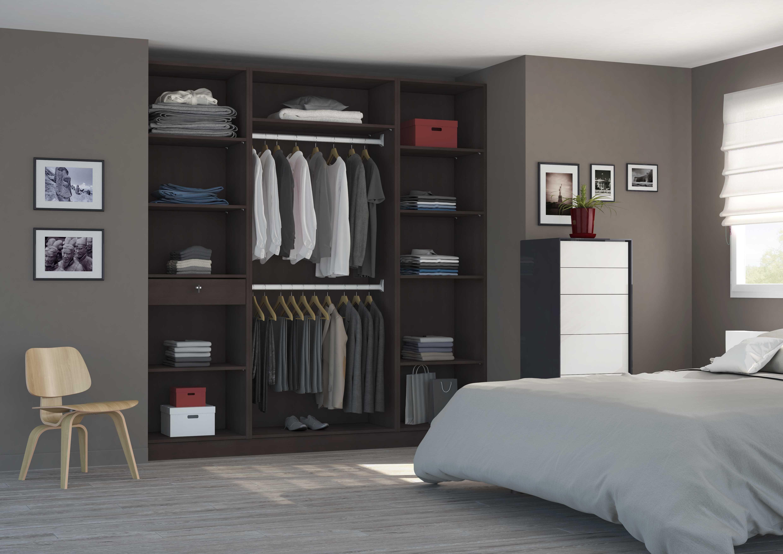 modele de chambre coucher en 2017 et chambre a coucher moderne avec dressing photo - Modeles De Placards De Chambre A Coucher